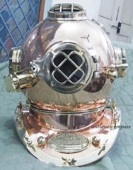 Nautika potápěčská helma Antique mk. 5