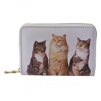 Malá peněženka CATS