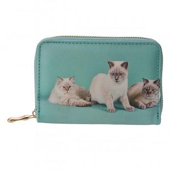 Peněženka CATS GREEN