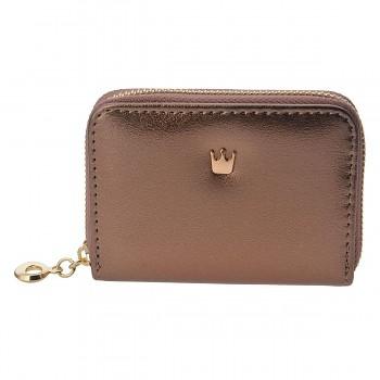 Malá peněženka BROWN