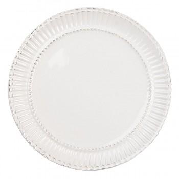 Dolomitový dezertní talíř PINK LADY