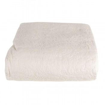 Přehoz na postel s dvěma povlaky na polštář 230*260/ (2) 50*70 cm