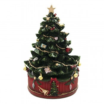 Music box CHRISTMAS TREE