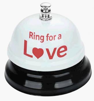Recepční zvonek Love