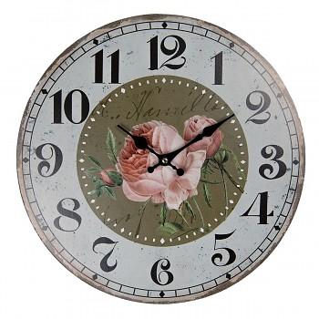 Nástěnné hodiny ROSE