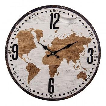 Nástěnné hodiny BROWN WORLD