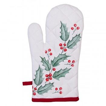 Chňapka HOLLY CHRISTMAS 18*30 cm