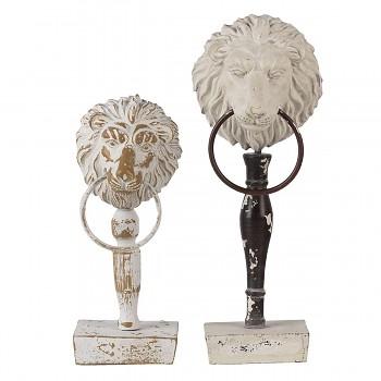 Sada dvou dekorativních objektů