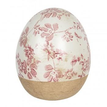 Keramické vajíčko k postavení