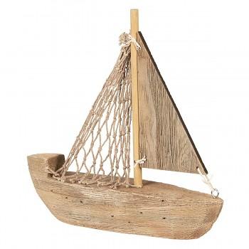 Model loďky