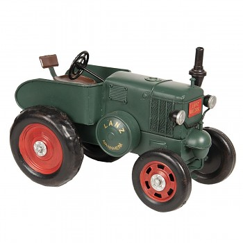 Model LANZ traktoru