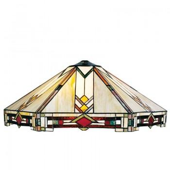 Stínítko k závěsné lampě Tiffany