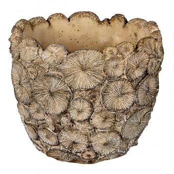 Kameninový květináč