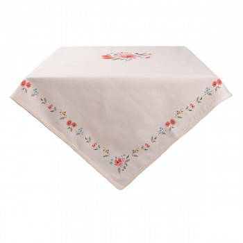 Ubrus LITTLE ROSE COLLECTION 150*150 cm
