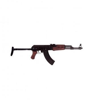 AK - 47 - Kalašnikov, sklopná pažba