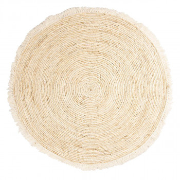 Koberec z mořské trávy Ø 80 cm