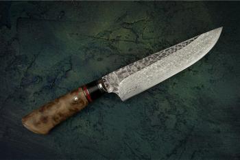 """Prémiový nůž šéfkuchaře PEDWIFE 6.7"""" 73 vrstev damaškové oceli"""