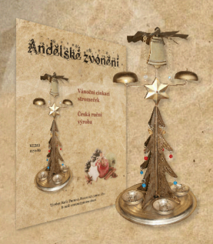 Andělské zvonění Stromek