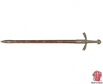Meč Richarda Lví Srdce, 12. stol.