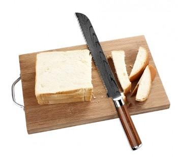 "Nůž na pečivo 8"" XITUO ocel 7CR17 440C"