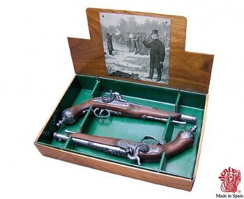 Soubojové pistole /Brescia/, 1825