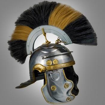 Římská legionářská helma důstojníka