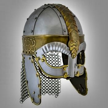 Vikingská helma Beowulf