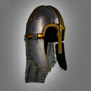 Vikingská helma Coppergate