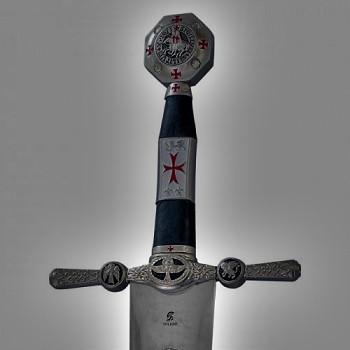 Meč řádu Templářů
