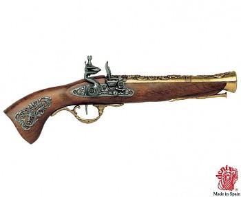 Rakouská mušketa , 18. stol
