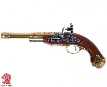 Pistole Indie , 18. století