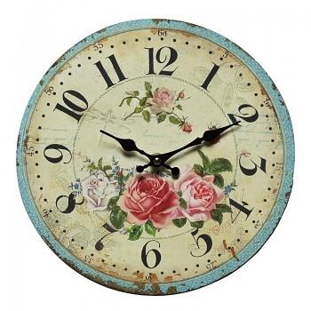 Nástěnné hodiny Ambiente Rosa