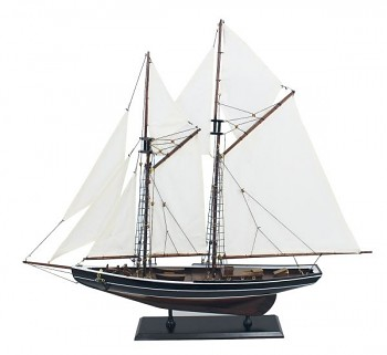 Model plachetnice Bluenose