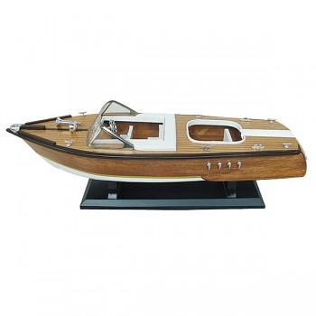 Model italského člunu Venezia
