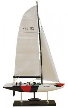 Model sportovní jachty America's Cup Yacht - NEW ZEALAND