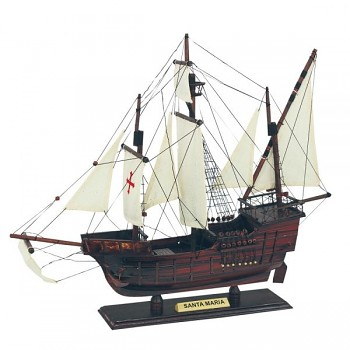 Model plachetnice Santa Maria