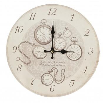 Nástěnné hodiny pocket watches