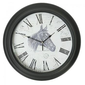 Nástěnné hodiny HORSE