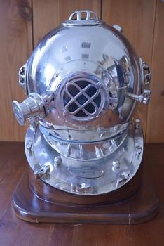 Nautika potápěčská helma U.S. Navy mk. 5