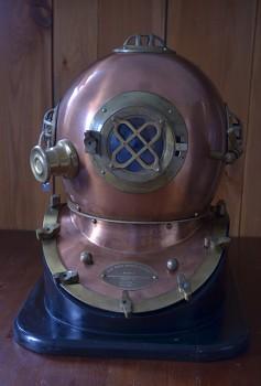Nautika potápěčská helma U.S. Navy diving helmet