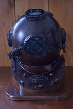 Nautika potápěčská helma U.S. Navy mk. V