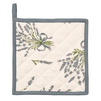 Podložka pod hrnec nebo chňapka Bouquet De Lavande 20*20 cm