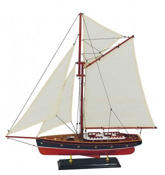 Model plachetnice