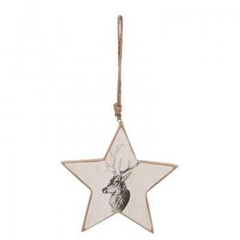 Hvězda s jelenem