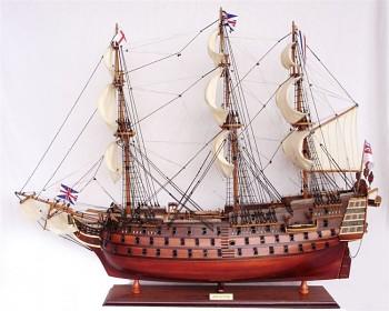 Model lodi HMS Victory
