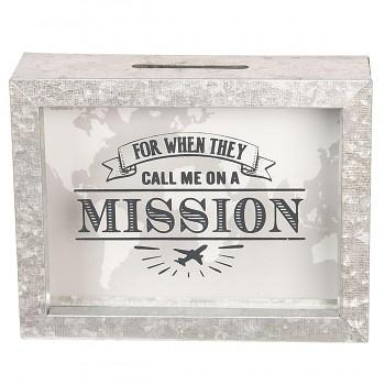 Pokladnička MISSION