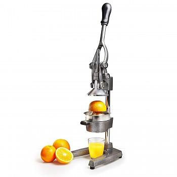 Manuální, pákový odšťavňovač/ lis na citrusy profesionální Lumaland