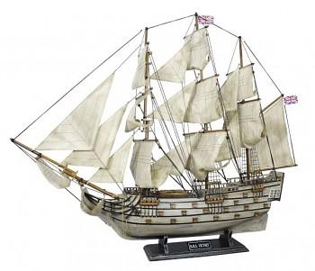 Model britské plachetnice H.M.S.Victory 2.jakkost