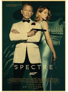 Plakát James Bond 007 Spectre