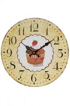 Nástěnné hodiny myFlair Cupcake